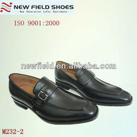 2014 wholesale latest design men dress shoes man's pointed toe black shoes for business office mens shoes
