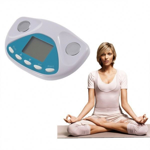 Digital LCD Body Fat Analyzer Health Monitor BMI Meter Weight Loss Tester Calculator Free Shipping