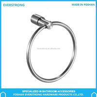Everstrong bathroom accessories ST-V1205 stainless steel 304 towel ring