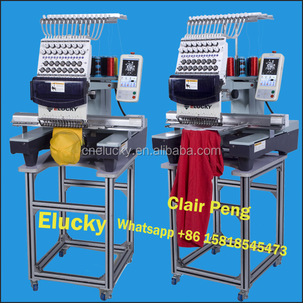 used commercial embroidery machine prices