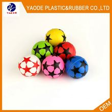 Wholesale many colors popular rubber toys