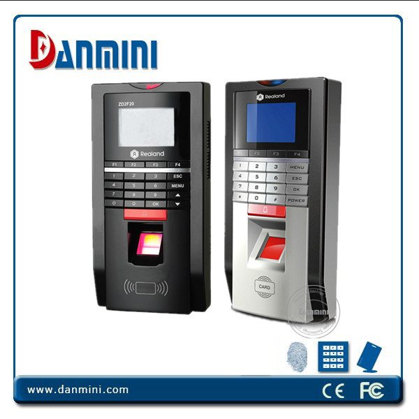 Excellent Realand ZD2F20 Biometric Fingerprint Access Control Time Attendance
