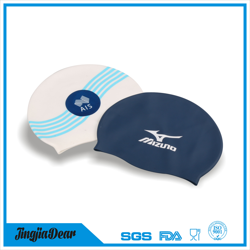 Funny Innovative Good Quality Silicone Swimming Cap, Water Sports Swimming Cap