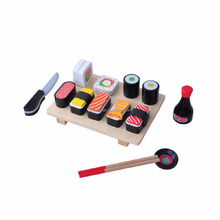 New baby toys educational 3d diy sushi play food set for kids