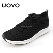 breathable mesh material high heel no brand sneakers