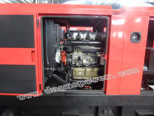 2017 hot sale Yangdong engine silent (chinese most reliable engine) diesel generator