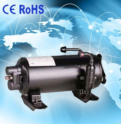 Automotive air conditioning compressor for commercial vehicle special motor home mobile house travelling truck