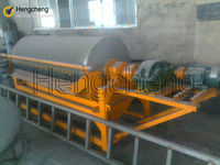 Energy and convenient wet magnetic separator
