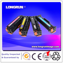 compatible for HP CE410A CE411A CE412A CE413A color toner cartridge