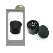 Protable Tobacco Spice Herb Grinder With High Quality Zinc Alloy