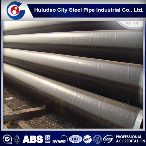 23 years factory!!!Anti corrosion steel pipe IPN 8710 water pipe
