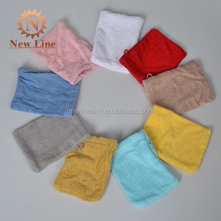 New Combed Cotton Glove Towel 400gsm (23 x 17cm)