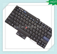 Original US Black Notebook Keyboard For Lenovo ThinkPad T410 Keyboards