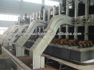 Aluminium smeltering equipment
