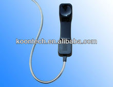 Good design IP65 payphone old phone usb retro telephone speaker handset