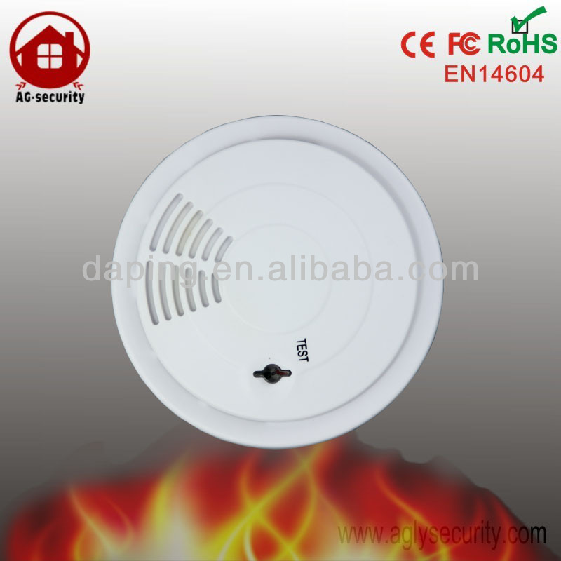 independent eiling-top Mounted Fire Alarm Smoke Detectors