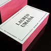 High Quality Business Card Cardboard Business