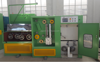 Copper Fine Wire Drawing Machine With