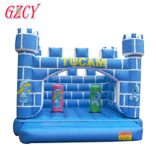 Commercial indoor / outdoor inflatable bouncers home use for kids