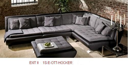 Exit II L form Sofa
