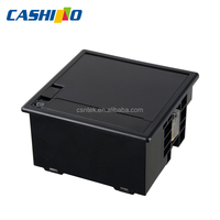 Cashino A5 2 inch 58mm12V Parallel panel thermal printer
