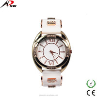 Watch Manufacturer China Wholesale Promotional Vogue Cheap Silicon Watch