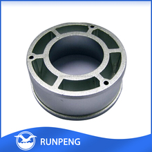 Aluminium Casting Services Instrument Spare Parts for Motorcycle, Instrument