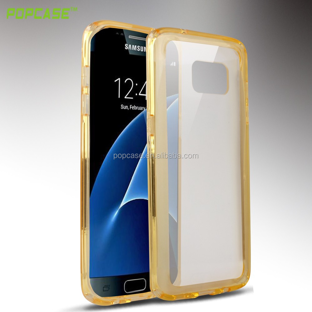 pc tpu mobile phone case for samsung s7
