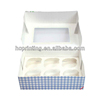 Paper Cupcake Boxes And Insert