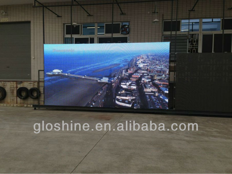 china aliexpress P10 outdoor full color hd xxx video outdoor rental led display