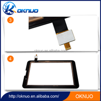 high accuracy tablet touch screen for Lenovo A3000 screen repair