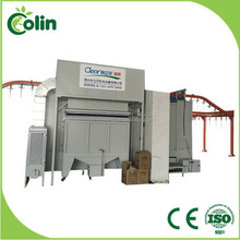 China wholesale new style powder coating line for wheel rims