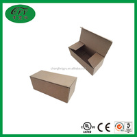 Custom Craft Recycled Materials Handmade Feature Flat Folding Gift Box