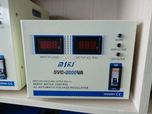 avr ac automatic voltage regulator 500va