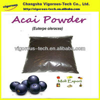 Pure acai powder/acai dry extract/acai berry extract powder 20 1