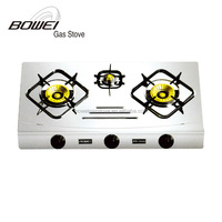 High pressure Sainless Steel Gas Burner BW-3046