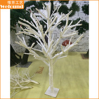 MT1016 White manzanita dry tree for wedding table top decoration