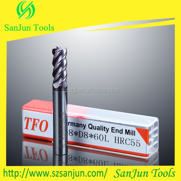 end mill cutter end mill cutter sizes