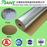 foil back insulation/reflrctivity aluminum foil