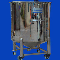 large stainless steel container, water tank water tanks water storage tank