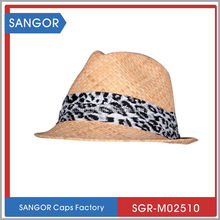 Super quality original make fedora hat