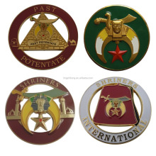 Custom Car Badges Emblems Auto Emblems Shriners Emblem