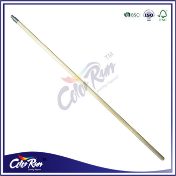 Colorun high class synthetic fiber wooden material extension pole