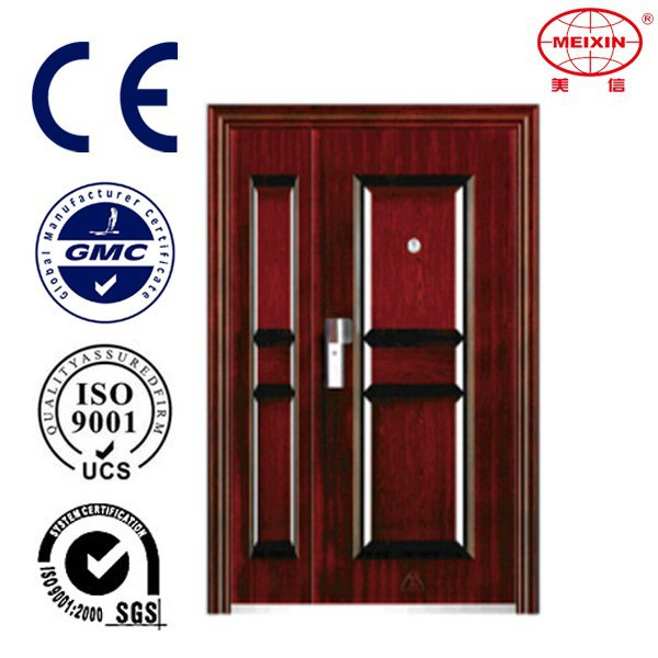 Stainless Steel Double Door, American Luxury 304 Stainless Steel Door