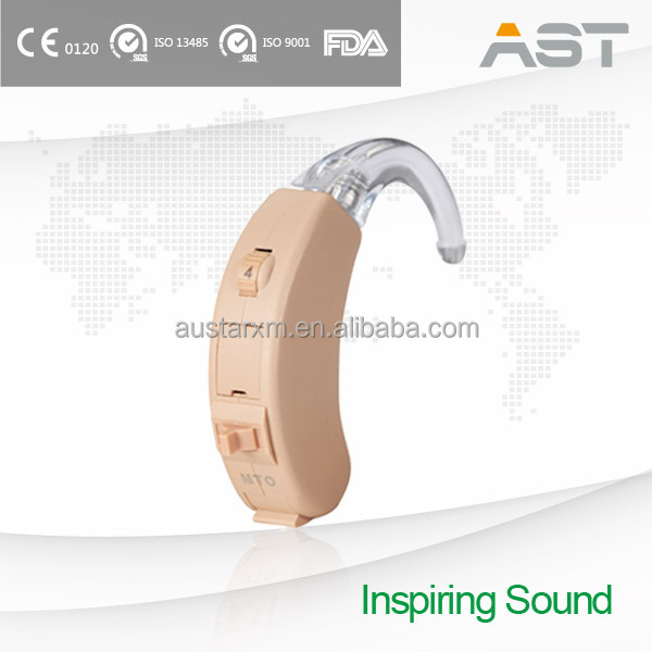 Customized Tone Adjustment Personal Sound Amplifiers accommodate Different types of Hearing Loss