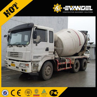 diagram of concrete cement mixer truck SANY SY310C-8(R)