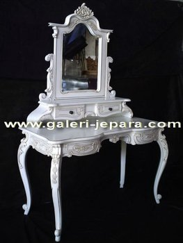 White Mirror Dresser - Vanity Dresser Mirror Furniture - Home Furniture