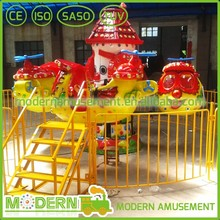Big eyes ride kids outdoor playground equipment for sale
