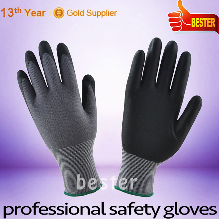 New Hot Fashion First Grade woman latex coated gloves