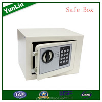 rubber wood furniture wholesale with password lock